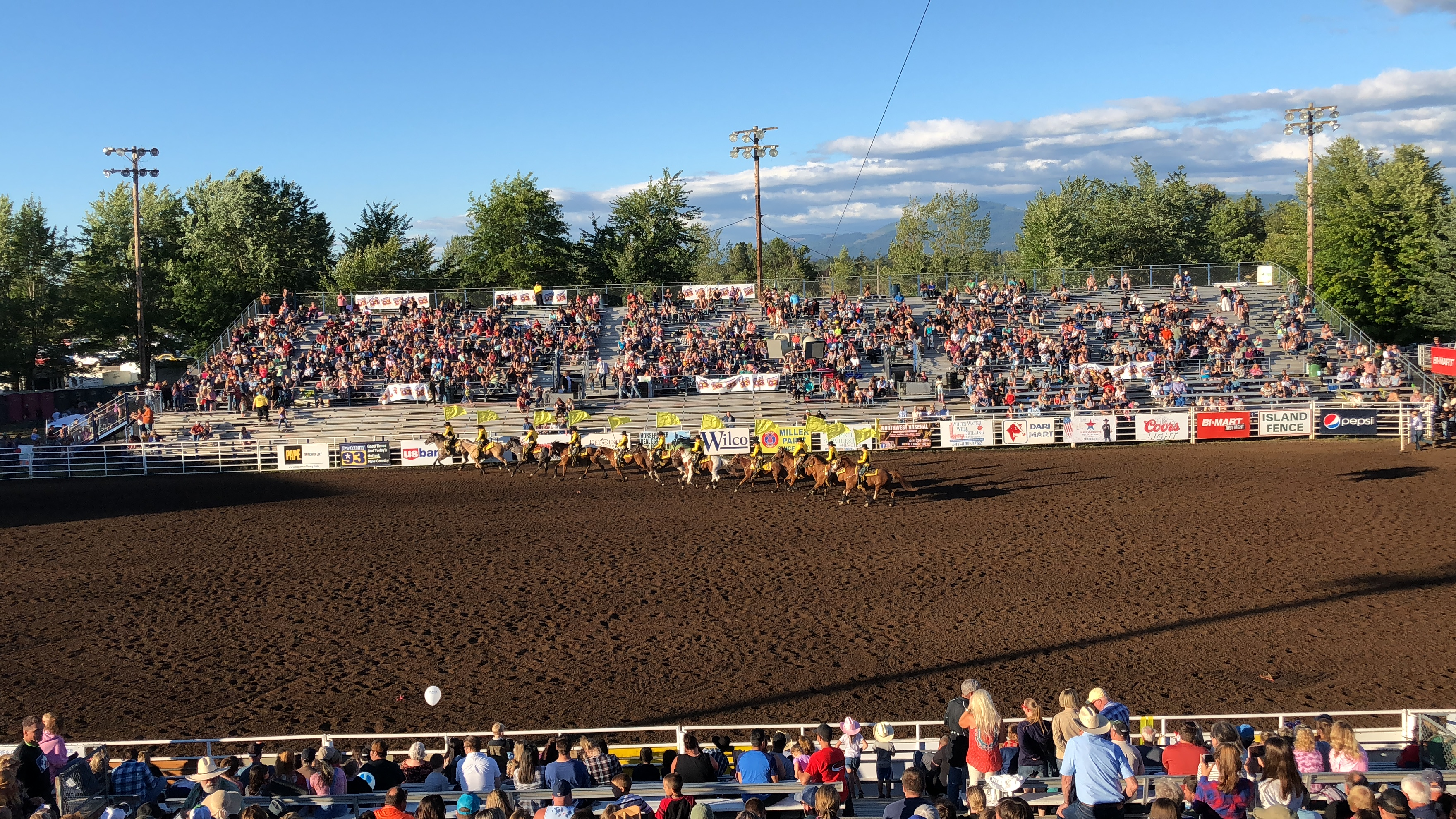 eugene pro rodeo performance 2018 mane attraction rodeo performance team mane attraction rodeo performance team